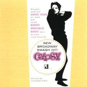 - Gypsy: Broadway Score by Stephen Sondheim & Jule Styne