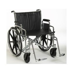 - Breezy Easy Care 2000 Heavy Duty Wheelchair by Quickie