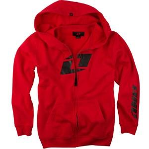 one-industries-youth-icon-full-zip-sweatshirt-red-large