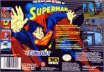 The Death and Return of Superman - Nintendo Super NES