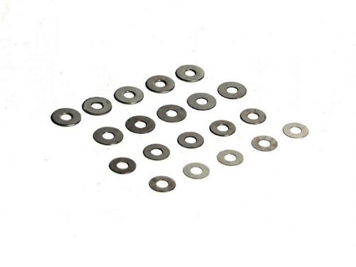 Madbull 20 Piece Metal Shim Set for AEG Airsoft Gun Gearboxes