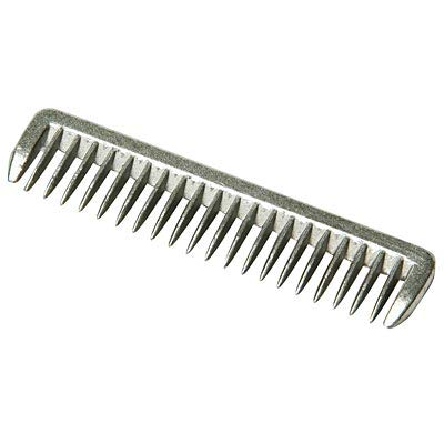 Jeffers Aluminum Pulling Comb, 3.5'' L