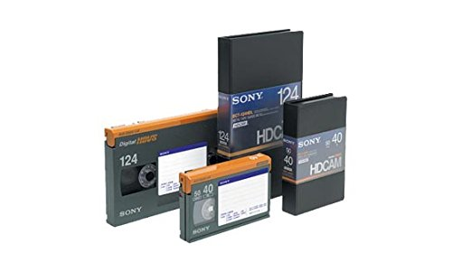 Sony BCT64HDL HDCAM 64 Minute Video Tape, Large by Sony (Image #1)