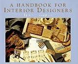 A Handbook for Interior Designers, Jenny Gibbs, 0706373901