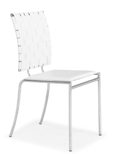 (Zuo Criss Cross Dining Chair (Set of 4),)