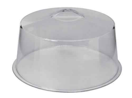 Johnson-Rose 5 Inch x 12 Inch Plexiglass Cake Cover