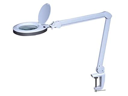 Amazon Velleman VTLLAMP4WU LED Desk Lamp with Magnifying – Desk Lamps with Magnifying Glass