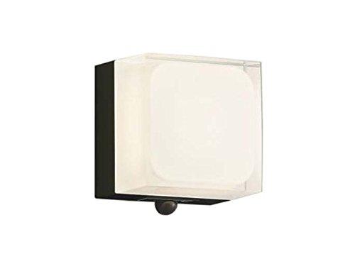 コイズミ照明 人感センサ付ポーチ灯 マルチタイプ 黒色 AU45866L B01G8GL10C