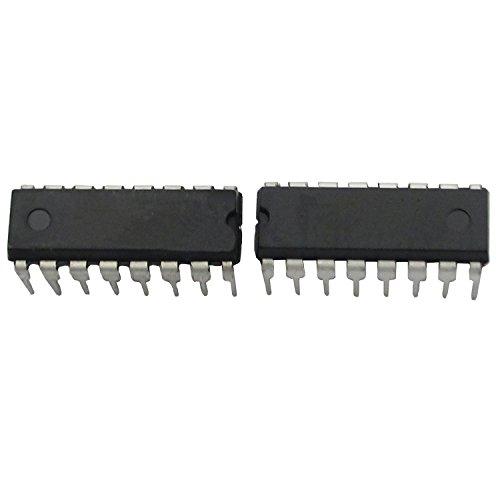 ADAM SYEX logic - multi frequency oscillator 74LS123 DIP-16 SN74LS123N (5) by ADAM SYEX
