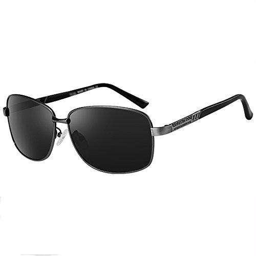 de de Gafas de para de sol Color protección E sol para sol Wayfarer Gafas polarizadas sol conducción exteriores Gafas UV Gafas D hombres SSSX Gafas de sol de de Uqzw15BnS