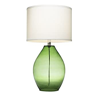 Kichler lighting 1 light green glass table lamp amazon kichler lighting 1 light green glass table lamp mozeypictures Gallery