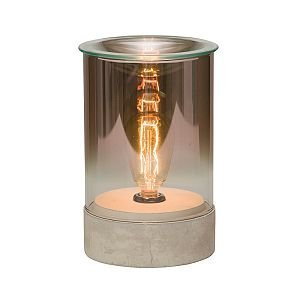Scentsy Parlor Scentsy Warmer with Edison Bulb - Lampshade Collection by Scentsy
