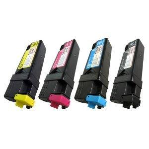 Compatible Dell 2150 Toners Full Color Set - (2150 Toner)