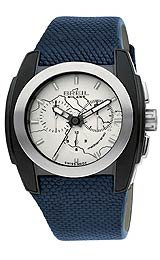 Breil Milano Men's BW0508 Mediterraneo Analog Black Dial Watch