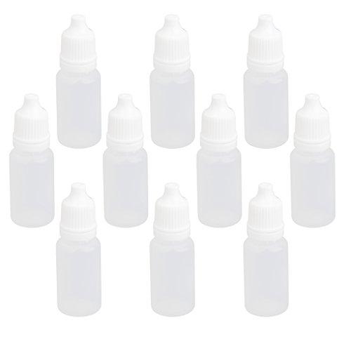 4 opinioni per 10pz 10ml Plastica Bottiglie Vuote Contagocce Comprimibili Per Collirio