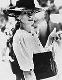 JULIA ROBERTS AS VIVIAN 'VIV' WARD FROM PRETTY WOMAN #2 - Photo cinématographique en noir et blanc- STANDARD - 25x20cm