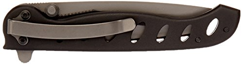 Gerber EVO Tanto Knife, Serrated Edge [31-000486] by Gerber (Image #1)