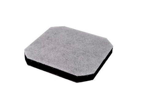 Tefal 792633 - Filtro para freidoras, carbón activo, gris: Amazon.es: Hogar