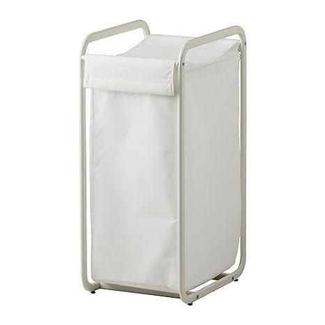 Ikea Algot Borsa Di Stoccaggio Con Supporto Bianco 56 L Amazon