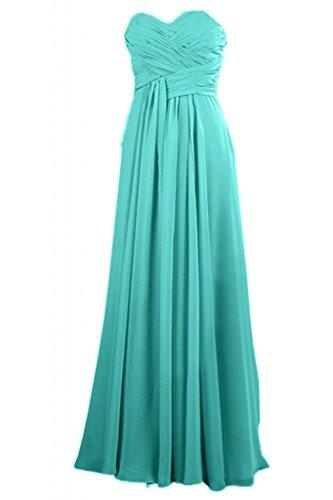 Toscana vestido novia sencilla en forma de corazón por la noche vestidos de fiesta vestidos de Gasa de largo bola duro Jaeger Gruen