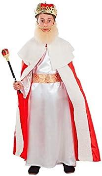 DISBACANAL Disfraz de Rey Mago Gaspar Infantil - -, 6 años: Amazon ...