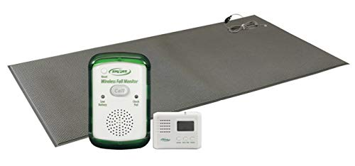 - Wireless Alarm & Pager with Weight Sensing Floor Mat - Alert a Caregiver in Another Room! by Smart Caregiver