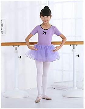 KUHU Ropa de Baile Ropa de Baile para niños, niñas, Falda de ...