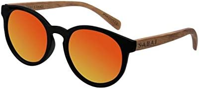 Regalos Miguel - Gafas Sol - Gafas de Sol SABAI NATURIS - Sabai Amanecer - Envío Desde España: Amazon.es: Hogar