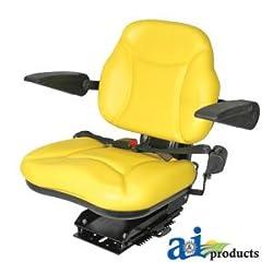 JOHN DEERE HEAVY DUTY SEAT WITH SUSPENSION
