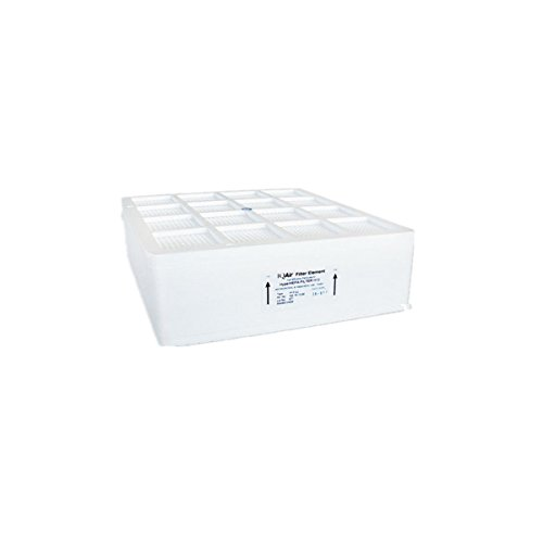 IQAir Cleanroom H13 HEPA Replacement Filter (102 16 13 00)