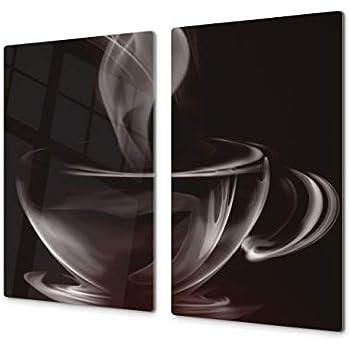Amazon.com: Juego de tabla de cortar de inducción – Cubierta ...
