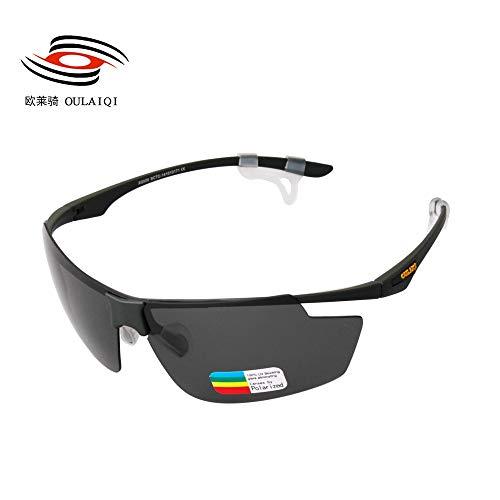 UV sunglasses Mjia nbsp;Protection de Lunettes Army de Soleil Alpinisme UV400 nbsp;Protection Green Lunettes de Homme polarisée Lunettes Sport pour Soleil 1wA6qgw