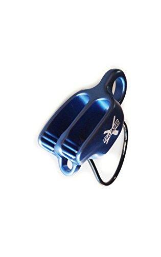 Climb X XTC-Guide Belay/Descender device (Blue)