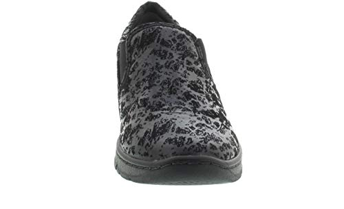 Speckl Mocassino Angus Moderno Fit Tessuto Jana 24701 In Black Largo Nero 41 Speckle pwX7x4Ofq4