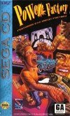 SEGA CD GAME (Power Factory) [Toy]
