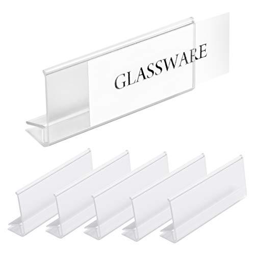 shelf clip label holder - 6
