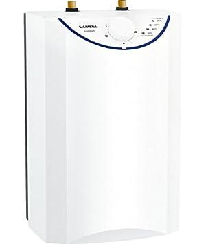 Siemens DO0570CM Vertical Depósito (almacenamiento de agua) Blanco calentadory - Hervidor de agua (
