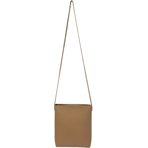 Tan Purse Cross Bag With Bucket Monogram body 1txq6IAO