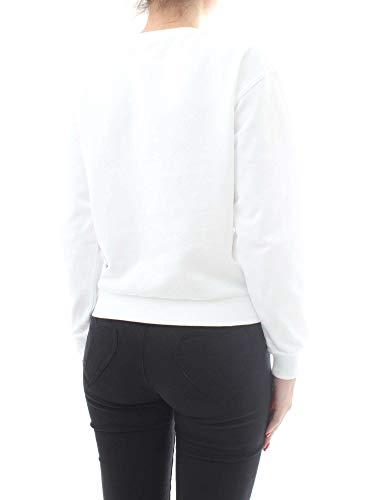Moschino 9029 1710 Mujer Blanco Underwear A Sudaderas pFqBprw