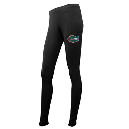 Concepts Sport Ladies NCAA Black Leggings-Florida -
