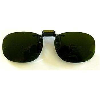 00799ba7b1 Amazon.com   Devardi Glass Clip-on Flip-up Green  3 Glasses for ...
