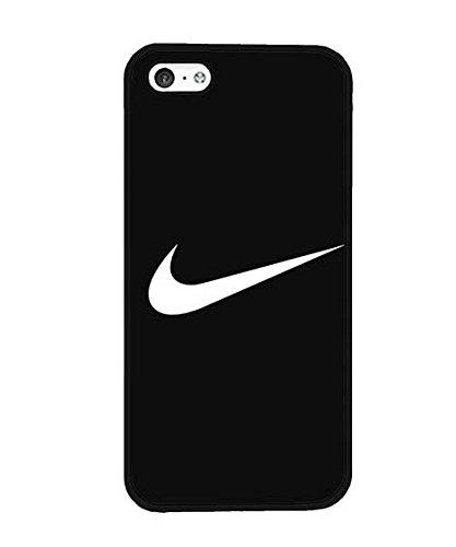 Nike Iphone 5c Coque Etui Case, Non Slip Plastic Coque Etui Case Protecteur Protector Cover Fit for Iphone 5c