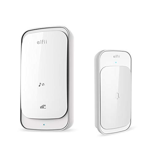 Elfii Wireless Doorbell Chime Kit Only $10.49