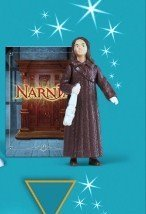 McDonalds Happy meal Narnia Susan Pevensie and The Wolves Toy Figure #6