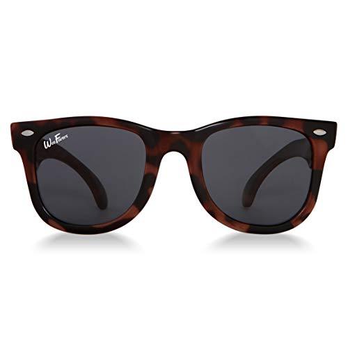 Original WeeFarers Baby Sunglasses (Tortoise Shell)