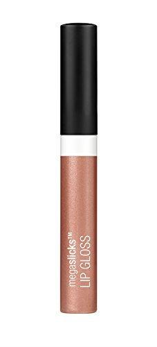 WET N WILD - MegaSlicks Lip Gloss Rose Gold - 0.19 oz.