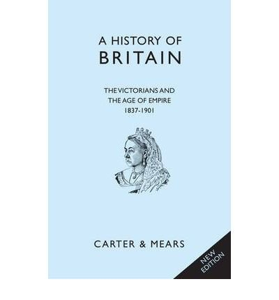 A History of Britain: Victorians and the Age of Empire, 1837-1901 Bk. 6 (History of Britain) (Hardback) - Common pdf epub