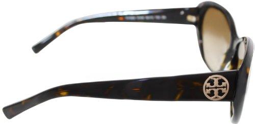Tory Burch Sunglasses TY7005 510/8 Tortoise/Brown Gradient 56mm