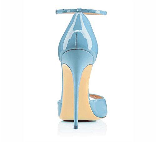 EDEFS - Tira de tobillo Mujer Azul
