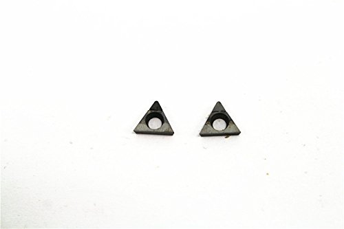 2P TBGT060104 PCD Carbide Turning Diamond CNC Blade